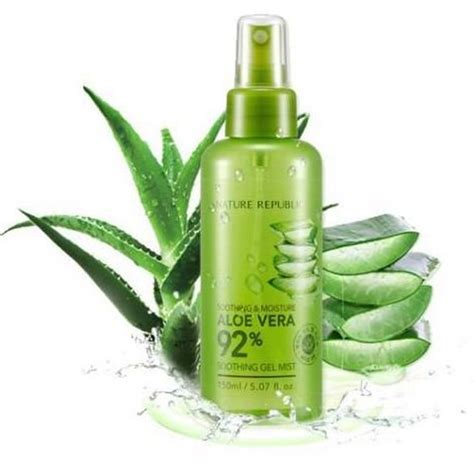 Nature Republic Soothing Gel Cosdna nature republic aloe vera soothing mist review korean