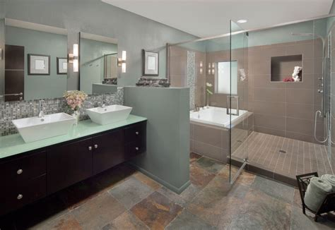 25 Best Bathroom Tile Color 2018   Interior Decorating