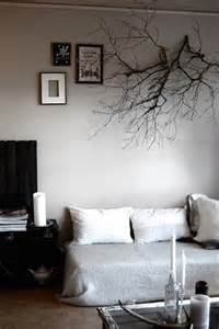 Tree Branch Decorations In The Home Branch As Wall Decoration The Style Files