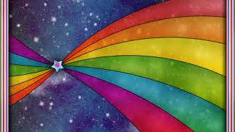 colorful rainbow rainbow colorful vector wallpaper hd 1080p imagebank biz