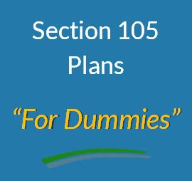 section 105 medical reimbursement plans small business employee benefits and hr blog section 105