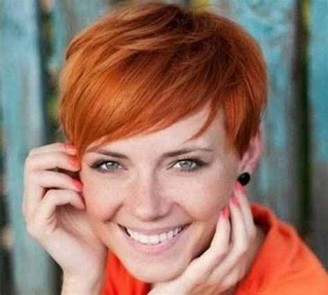 easy to manage short hairstyles with fringe 25 beautiful short haircuts for round faces 2017
