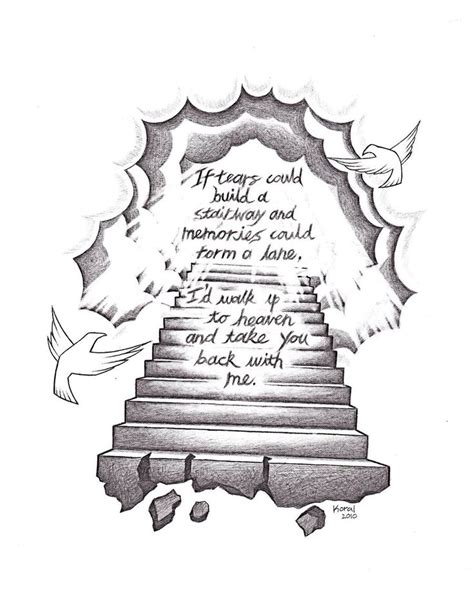 stairway tattoo designs popular drawing designs stairway to heaven by