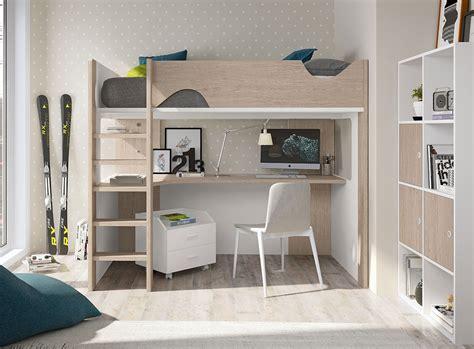 escritorio cama cama alta con escritorio f206 mueblescarisma es