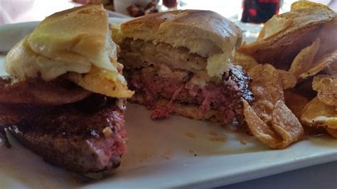 southern comfort strip club southern comfort burger pimento cheese jalapeno bacon
