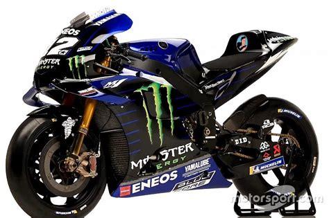 yamaha motogp team unveils    livery
