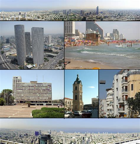 Mba Center Tel Aviv by Tel Aviv La Enciclopedia Libre