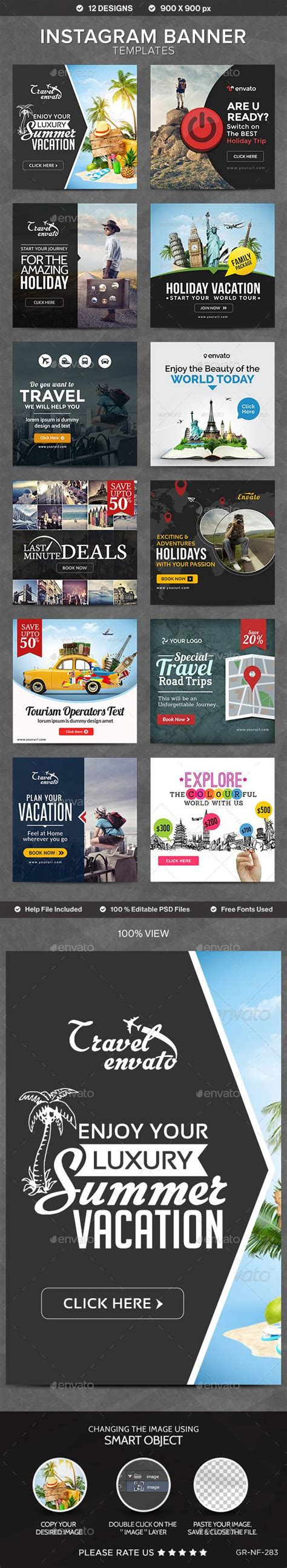 100 Best Images About Instagram Cover On Pinterest Instagram Ad Template Psd