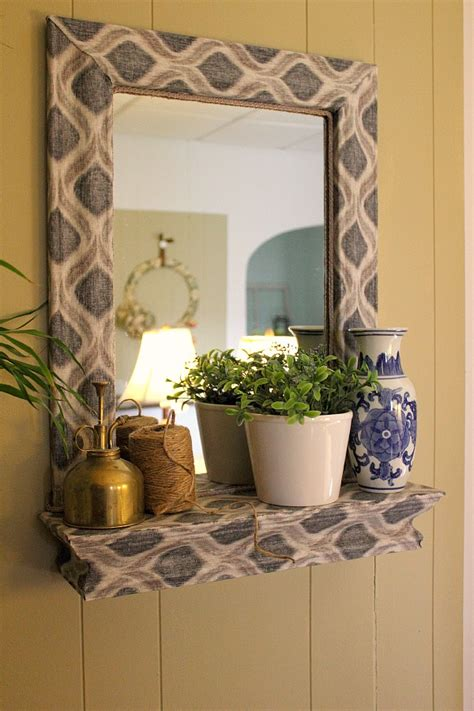 Diy Bathroom Mirror Frame Ideas Mirrors With Mirror Frames Diy Bathroom Mirror Frame