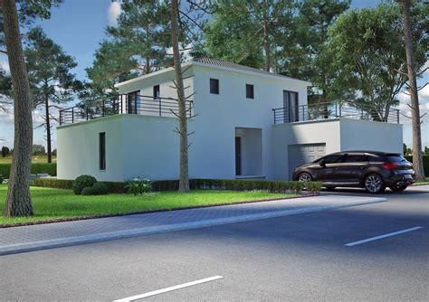 Architecte Salon De Provence by Villa Contemporaine 130m2 Etage Mod 232 Le Lavande Salon