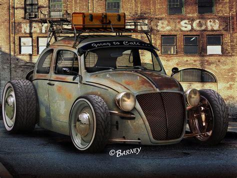 Rat Rod Volkswagen by Urbi Et Orbi My List Journals Popular Vw Beetle