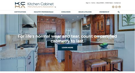 kitchen cabinet manufacturers association kcma unveils website qualified remodeler