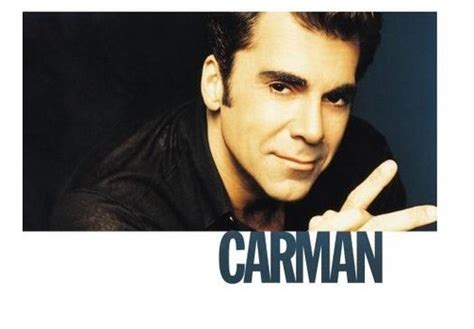 ccm singers ccm legend carman diagnosed with myeloma cancer path