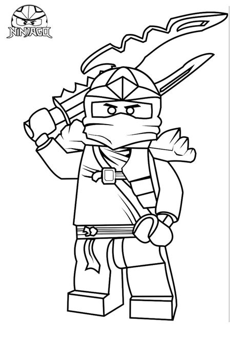 cool ninjago coloring pages shrinky dink kids crafts activities pinterest lego