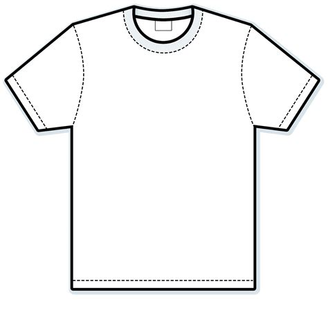 Drawing T Shirt Designs by Black Drawing T Shirt Clipart Best