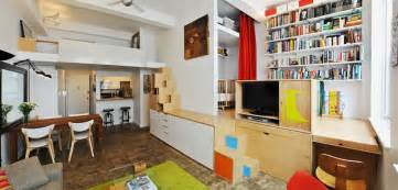 studio apartment storage manhattan living 183 shelving and storage solutions for