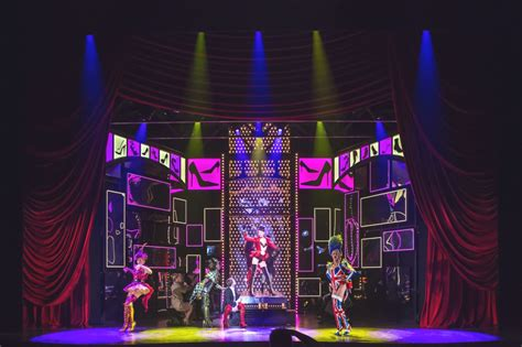 boots nyc theater david rockwell designs lucky boots broadway