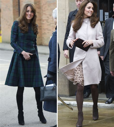 Kate Middleton Pregnancy Wardrobe by Kate M S Preganacy Style To P S Baby Line