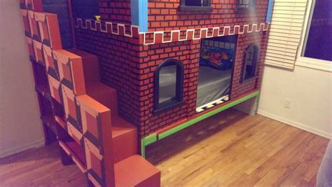 mario bed 17 best images about retro gaming kids bedroom ideas on pinterest donkey kong geek
