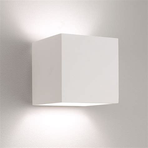 White Wall Lights Astro Pienza 140 Switched Ip20 Wall Light White Finish