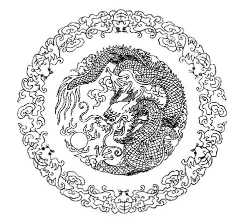 dragon mandala coloring pages free coloring pages of mandalas dragon
