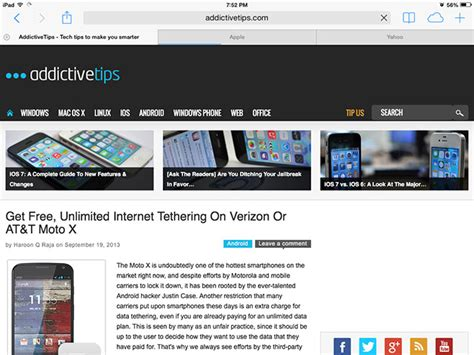 ios 7 safari browser apk level ios 7 images