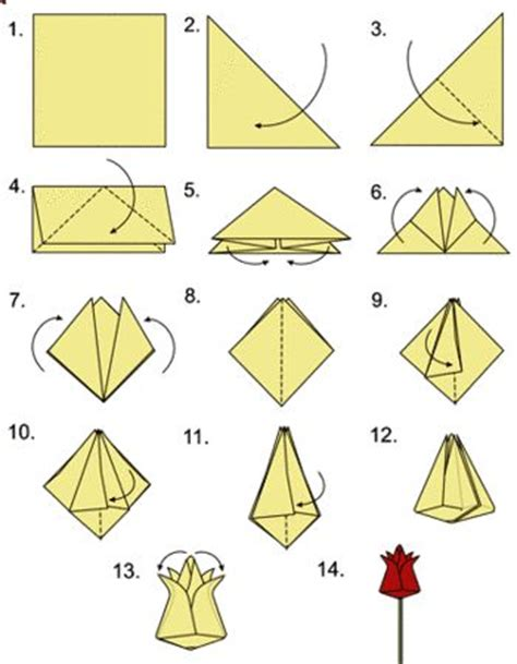 How To Make Origami Stuff Step By Step - best 25 origami flowers ideas on paper