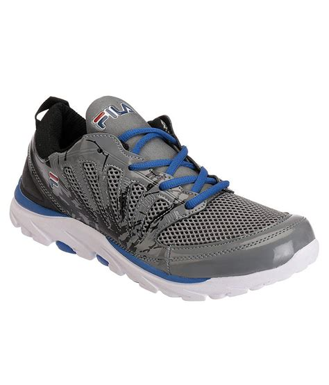 fila sports shoes fila legend gray sports shoes price in india buy fila