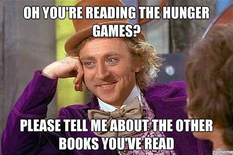 The Hunger Games Memes - the best hunger games memes weknowmemes