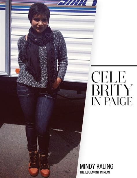 mindy kaling jewelry mindy kaling in the edgemont passion for fashion