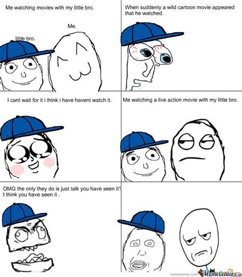 Little Brother Meme - little brother by mrtrollface meme center