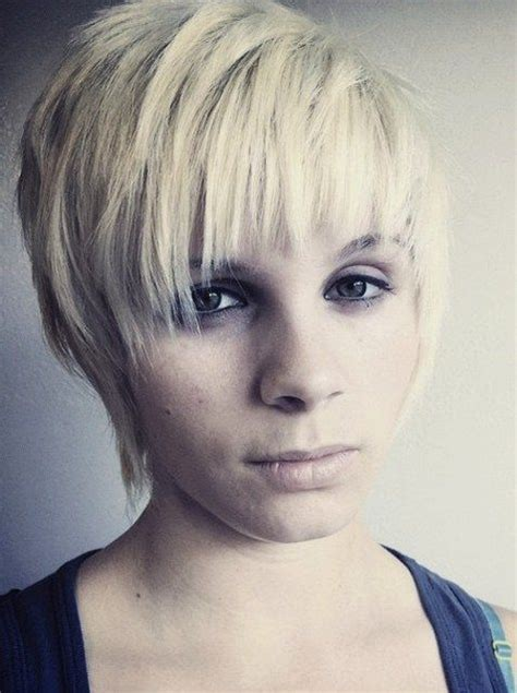 choppy pixie haircuts 13 best images about hair on pinterest short blonde
