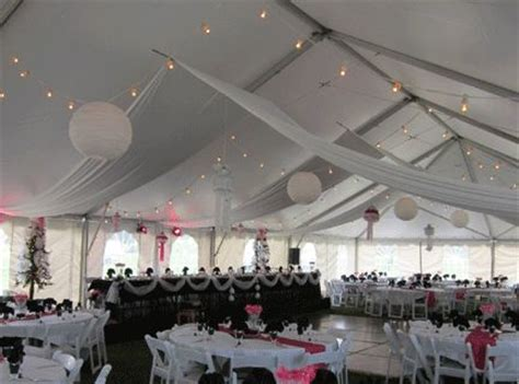 wedding tent ceiling decor make a tent ceiling tent decoration tent reception