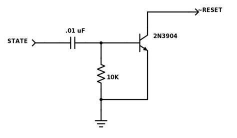 transistor restart transistor restart 28 images canberra 2101n transistor reset prelifier hofstra how to build