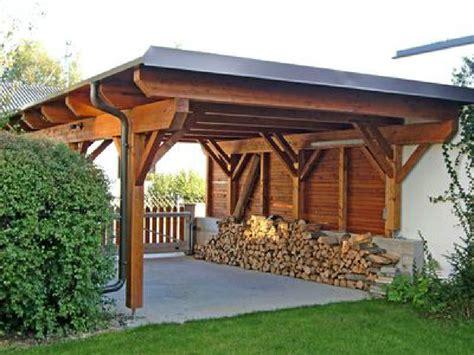 carport bauen carport selber bauen worauf sie achten sollten www