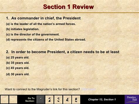 american government chapter 13 section 4 government chapter 13 powerpoint