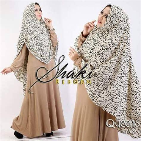 Syari Ready syar i ready by shaki jual busana muslim