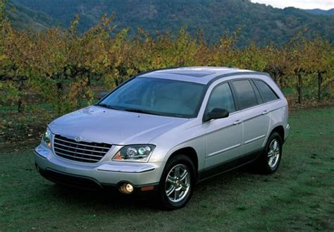 2003 Chrysler Pacifica by Photos Of Chrysler Pacifica 2003 06
