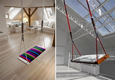 interior swing chair fun interior decorating ideas swing seats by svvving