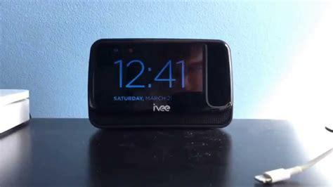 ivee sleek smart alarm clock review