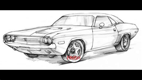 1970 dodge charger drawing how to draw a dodge charger
