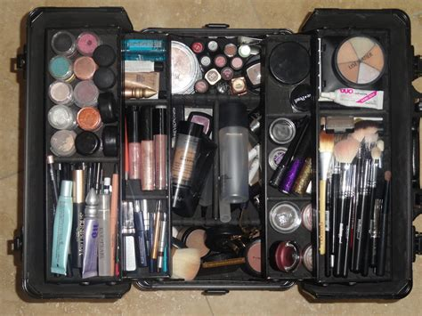 Makeup Kit Mac mac makeup boxes style guru fashion glitz