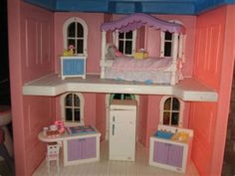 1990s doll houses little tikes my size barbie house with furniture sold separately this furniture
