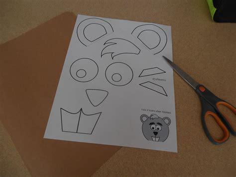 beaver crafts for kids ideas to make beavers with easy preschool crafts 3 boys and a dog