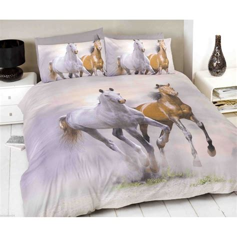 horse bed sheets spirit horse cotton duvet cover more duvets are available