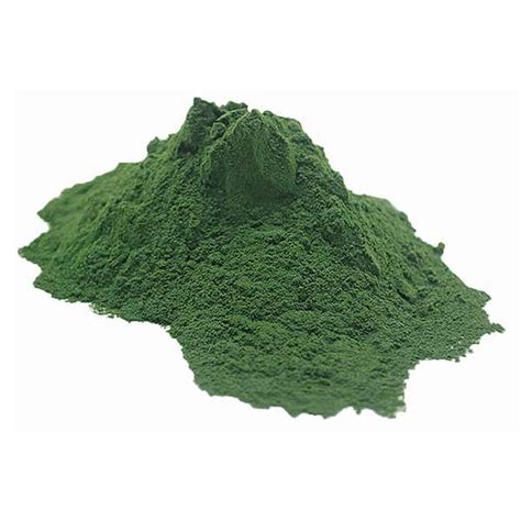 Organic Spirulina Powder cert organic spirulina powder 500g health foods