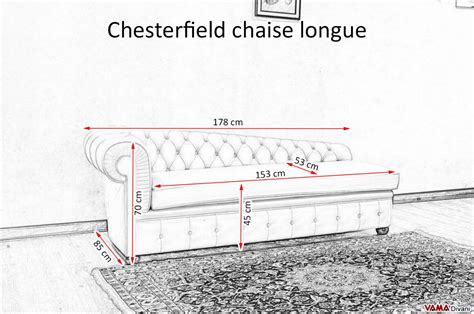 chaise longue chesterfield chester chaise longue with buttoned seating