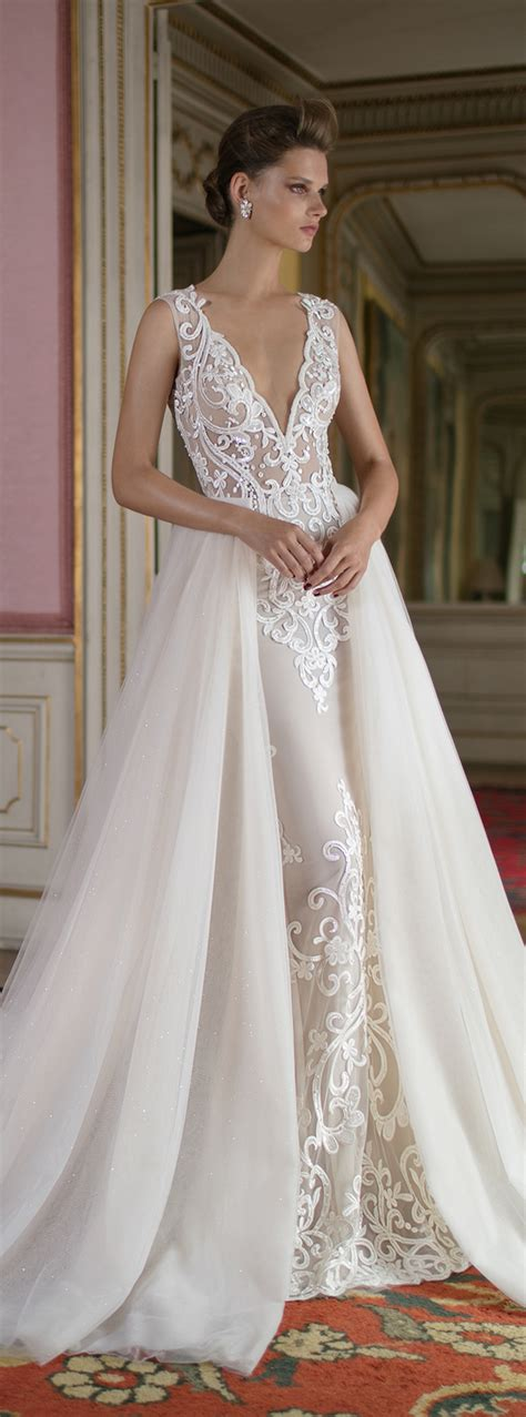 Wedding Dress With Detachable Skirt by Bridal Trends Wedding Dresses With Detachable Skirts