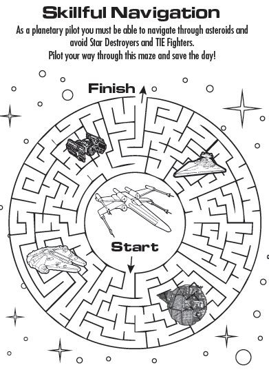 printable star wars maze lego star wars droid tales activity sheets