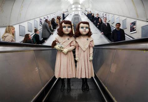girl underground themes derren brown promotes new thorpe park ride with 2 life